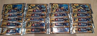 LEGO NEXO KNIGHTS Trading Card Game SERIE 2 / 20 Booster = 100 Karten OVP