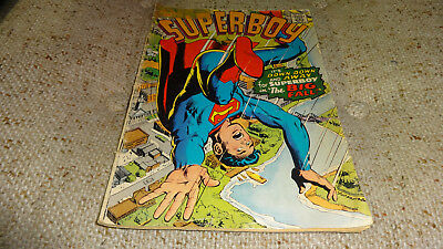 SUPERBOY DC Comics # 143 Dec 1967