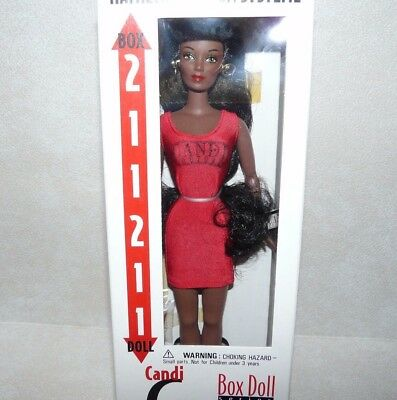 Fashion Candi Couture Barbie Type Doll African American