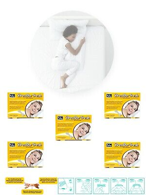 Pufai Nasal Strips to Take Better Breathe Large Size 66mm 19mm 50 Pieces 5 Boxes