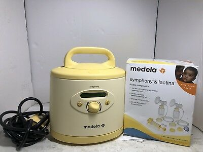 Medela symphony 2.0- + 195 Hours Of Used !! Good Shape ! Fast Shipping !