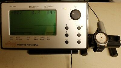 Witschi Wicometre Professional Watch Tester 11.19 & Microphone Pilot 13.17