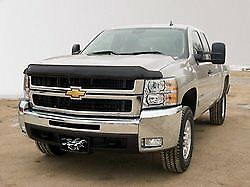 Stampede 2044-2 Vp Series Smoke Bug Shield For Chevy Silverado Hd