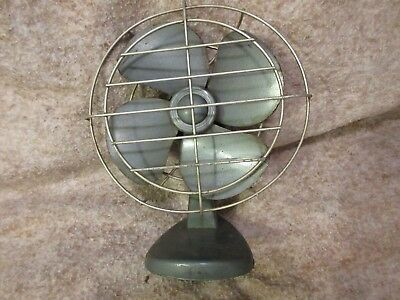 vintage Montgomery Wards fan no cord lot D