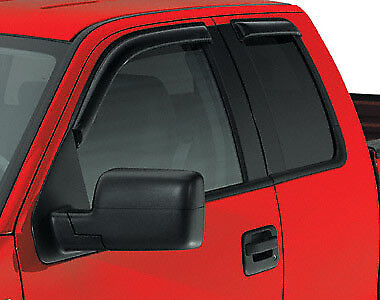 Trailfx 4072 Window Vent For Dodge Journey - 4 Piece