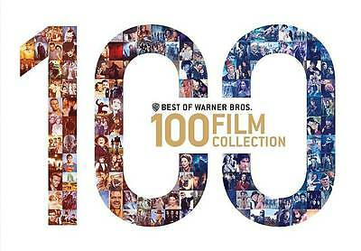 Best of Warner Bros.: 100 Film Collection (DVD, 2013, 55-Disc Set)