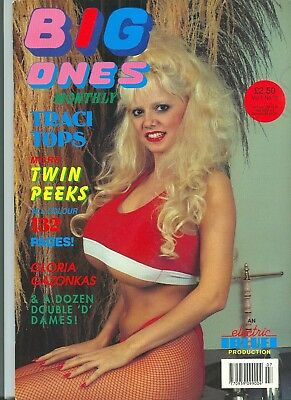 Big Ones International  Vol 1 No 10 (1991) - Page 3 Pins-Up Vintage Glamour
