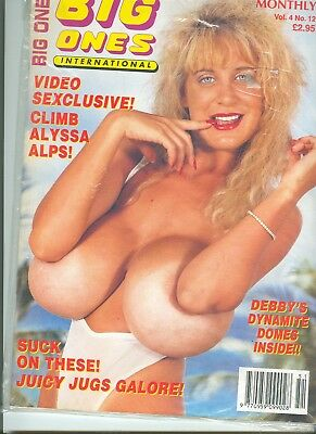 Big Ones International  Vol 4 No 12 (1994 ) - Page 3 Pins-Up Vintage Glamour