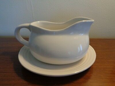 1997 MSR IMPORTS INC PORCELAIN GRAVY  BOAT and PLATE