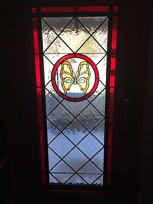 BEAUTIFUL Large  Stained Glass