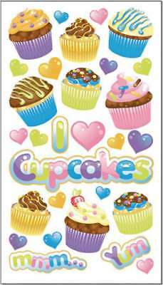 Sticko Stickers Party Goodies Glitter 015586737714