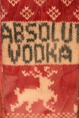Absolut Vodka Cozy Sweater neu und originalverpackt 2001