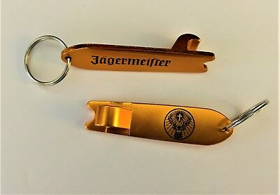Jagermeister Keychain Key chain SURFBOARD bottle opener