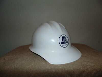 Hard Boiled  3 Ridge Hardhat with Liner and Bell Sytem Pacific Telephone Logo