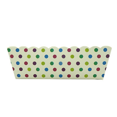 Mini Loaf Bread/Cake Non-Stick Wrappers With Multiple Designs (polka dots...)