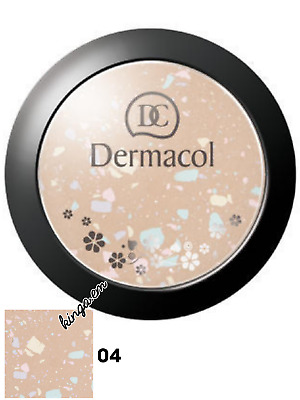 04 DERMACOL MINERAL COMPACT POWDER 8,5 g