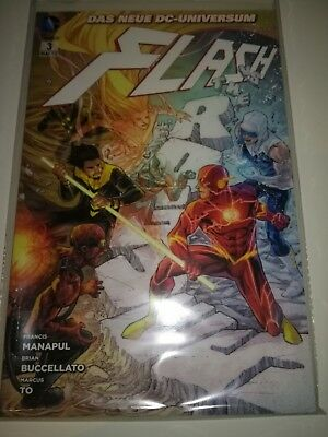 Flash 3 (DC Comics, Panini, New 52)