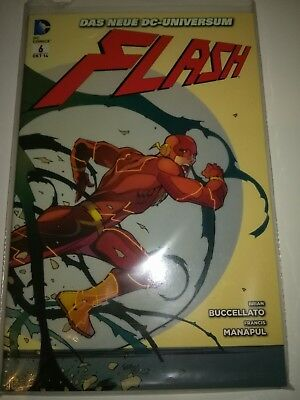 Flash 6 (DC Comics, Panini, New 52)