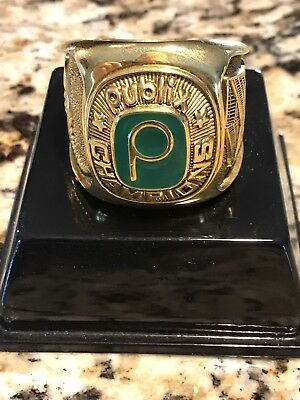 PUBLIX P Champion RING EXTRA NICE Condition💍