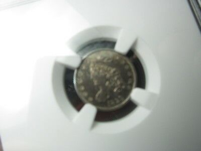 Registry Capped Bust Half Dime 1829 Ngc Ms-63+ (Plus)  Really Nice For The Grade
