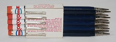 Vintage Esso Exxon Research and Engineering Company Durolite Mechanical Pencils