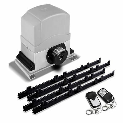 1200KG Automatic Sliding Gate Opener 4M with Remotes