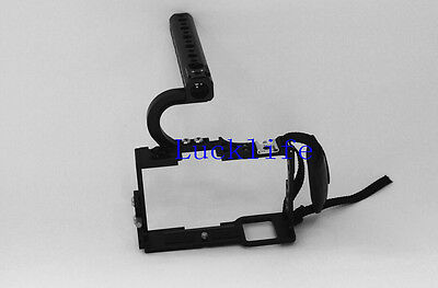 DSLR Rig Cage With Top Handle Grip & Hand Strap For Sony A7 A7R A7S Camera H