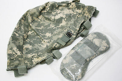 Crye Precision Nape pad w/ insert & cover MICH ACH helmet ACU L-XL NEW LBT