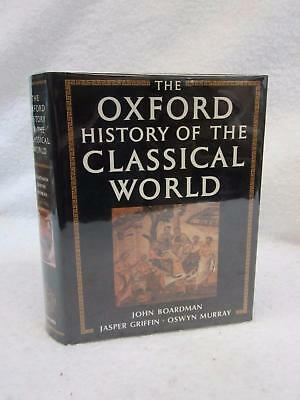 THE OXFORD HISTORY OF THE CLASSICAL WORLD Oxford University Press 1986