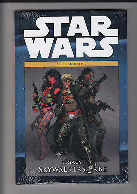 Star Wars Comic-Kollektion Band 36 Legacy: Skywalkers Erbe, noch ovp
