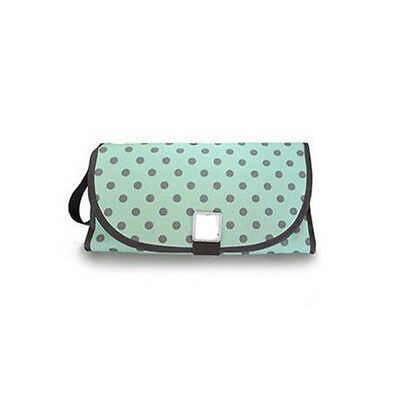 Waterproof Portable Clean Hands Baby Diaper Changing 3-in-1 Diaper Clutch Pad AC