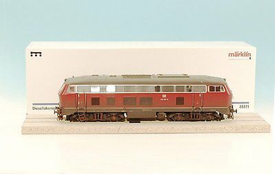Märklin 85571 1 Gauge Diesel Locomotive V218 Digital Sound Original Box