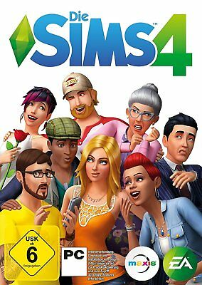 Die Sims 4 PC/Mac EA Origin Key Hauptspiel Vollversion The Sims 4 Download Code