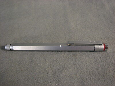 Rotring 600 Rollerball Silber - new style -