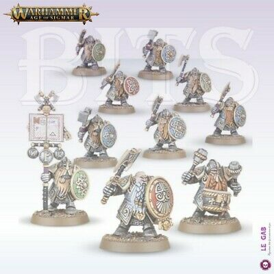 Bits Ironbreakers Irondrakes Dispossessed Dwarfs Warhammer Battle Aos