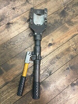 Enerpac WHC 2000 Cable Wire Cutter (744)
