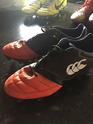 Canterbury Rugby Boots Size 8