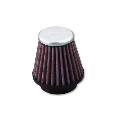 DNA Universal Air Filter , Round, Aluminum CNC Top, Inlet: 57mm PN: XVR-5700-10