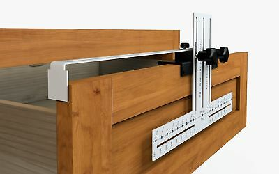 SuperEasy Jig 320 Template for easy installation of Kitchen Cabinet Pulls