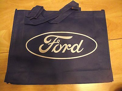 Ford Motor Co. Large Shopping Bag NEW FREE SHIPPING