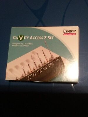 Cavity Access Z Set - Dentsply Maillefer, Neu / Zahnmedizin