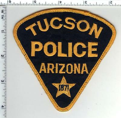 Tucson Police (Arizona) Shoulder Patch from the Early 1980's