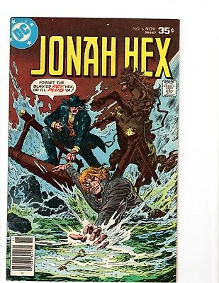 Jonah Hex 6, 7, 8, 9 Lot