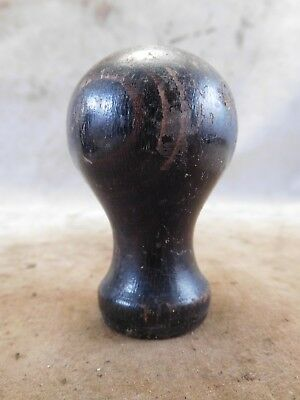 Tall Knob Stanley Bailey No. 3, 4 and 5¼  Stained Hardwood (K236)