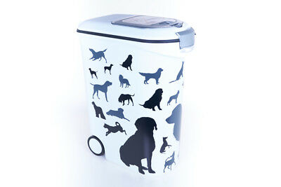 Curver Container Silhouette Hunde 52 Liter