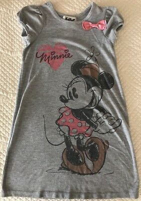 Minnie Mouse Night Shirt From Disney Artist Collection For Target (5T Girl's)