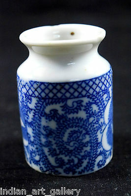 Antique Rare Decorative Old China Ceramic Collectible Small Pot/Vase.i59-9