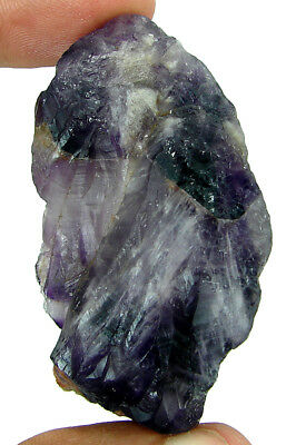 281.70 Ct Natural Purple Amethyst Loose Gemstone Rough Stone - 1305