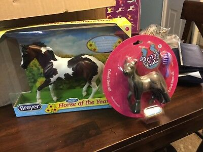 Breyer Harper - 2016 Horse of The Year plus free pony gals horse