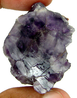 225.10 Ct Natural Purple Amethyst Loose Gemstone Rough Stone - 1298